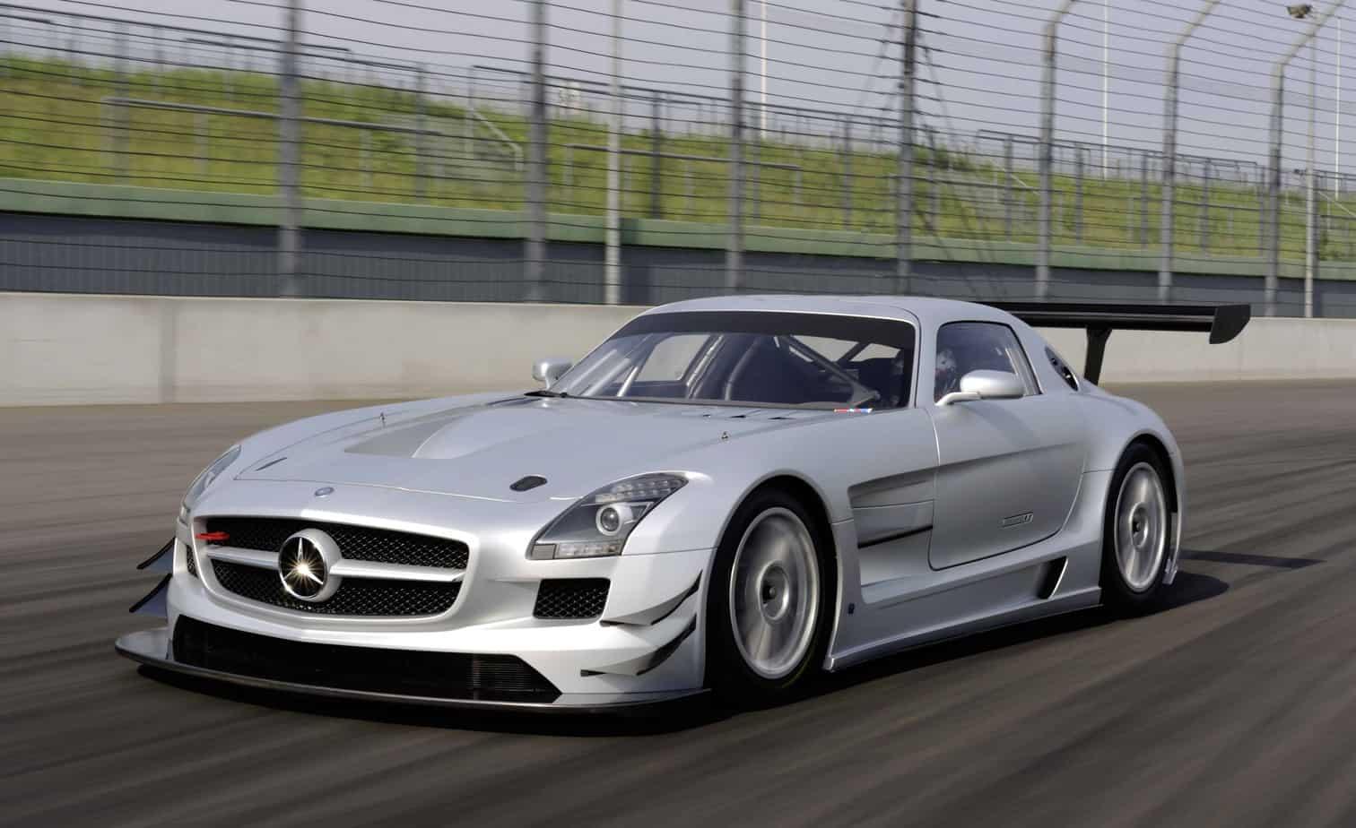 Der neue SLS AMG GT3 – carmart