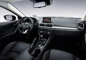 Mazda3 Innenraum