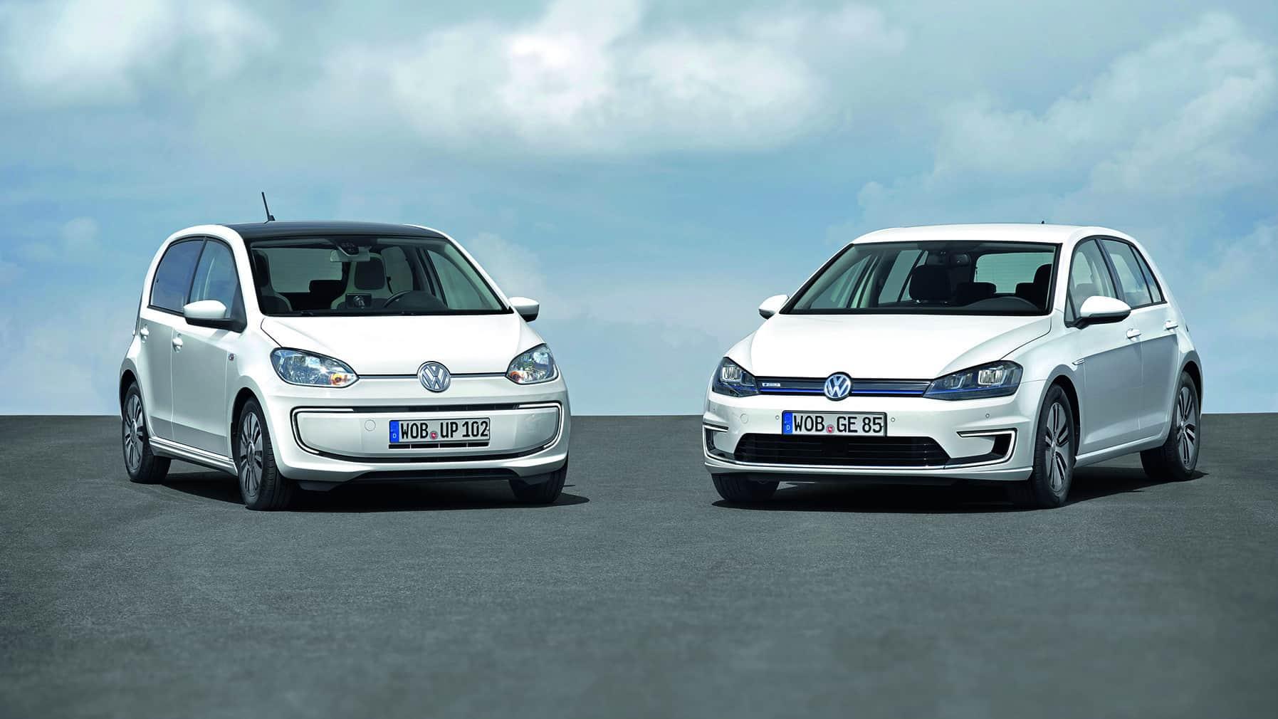 Volkswagen elektrisiert die Großserie
