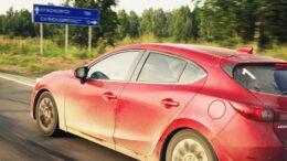 Mazda Route 3 2013