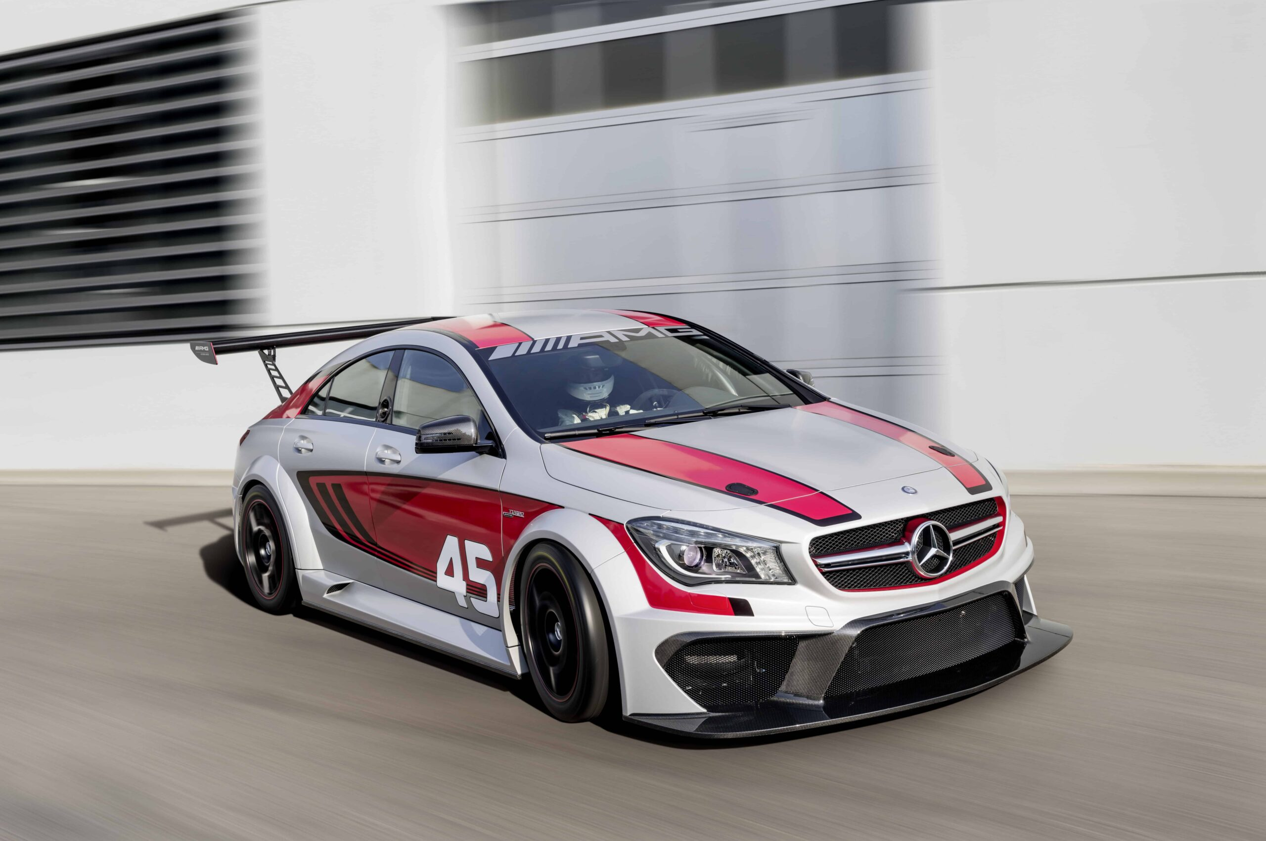 CLA 45 AMG Racing Series