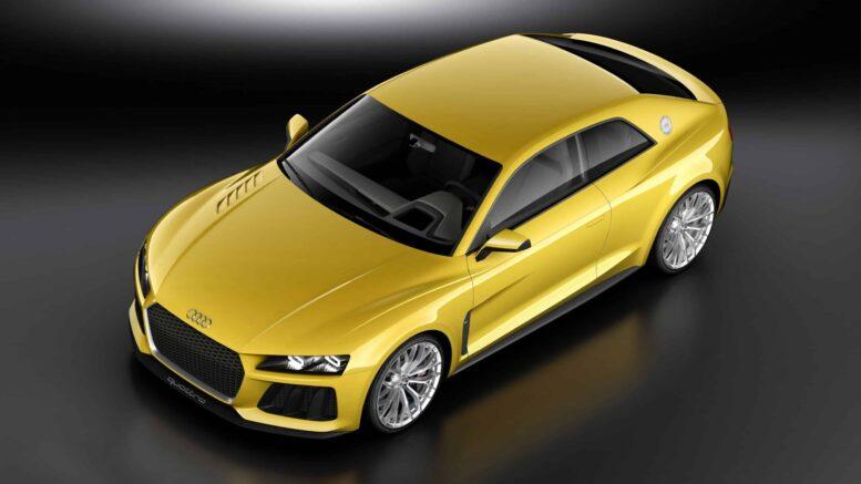 Das neue Audi Sport quattro concept