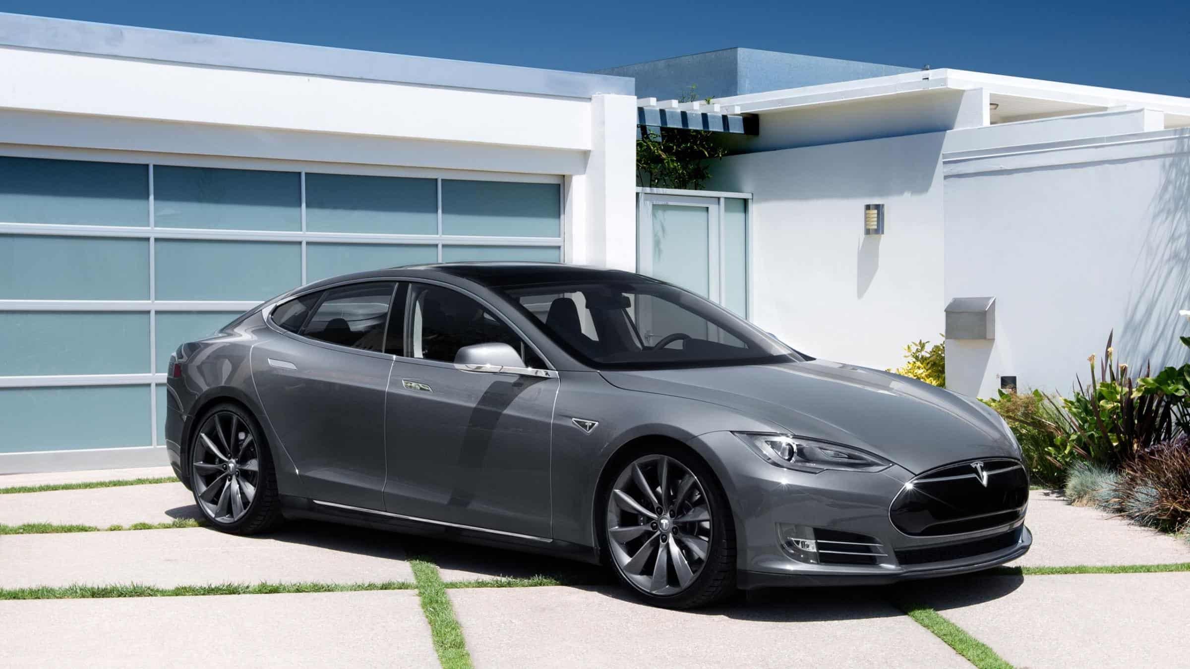 Tesla Modell D
