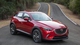 Mazda CX 3 2014 LAAS