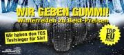 Neu finden sich auch Reifen aller Marken im Sortiment von Autofaszination.ch.