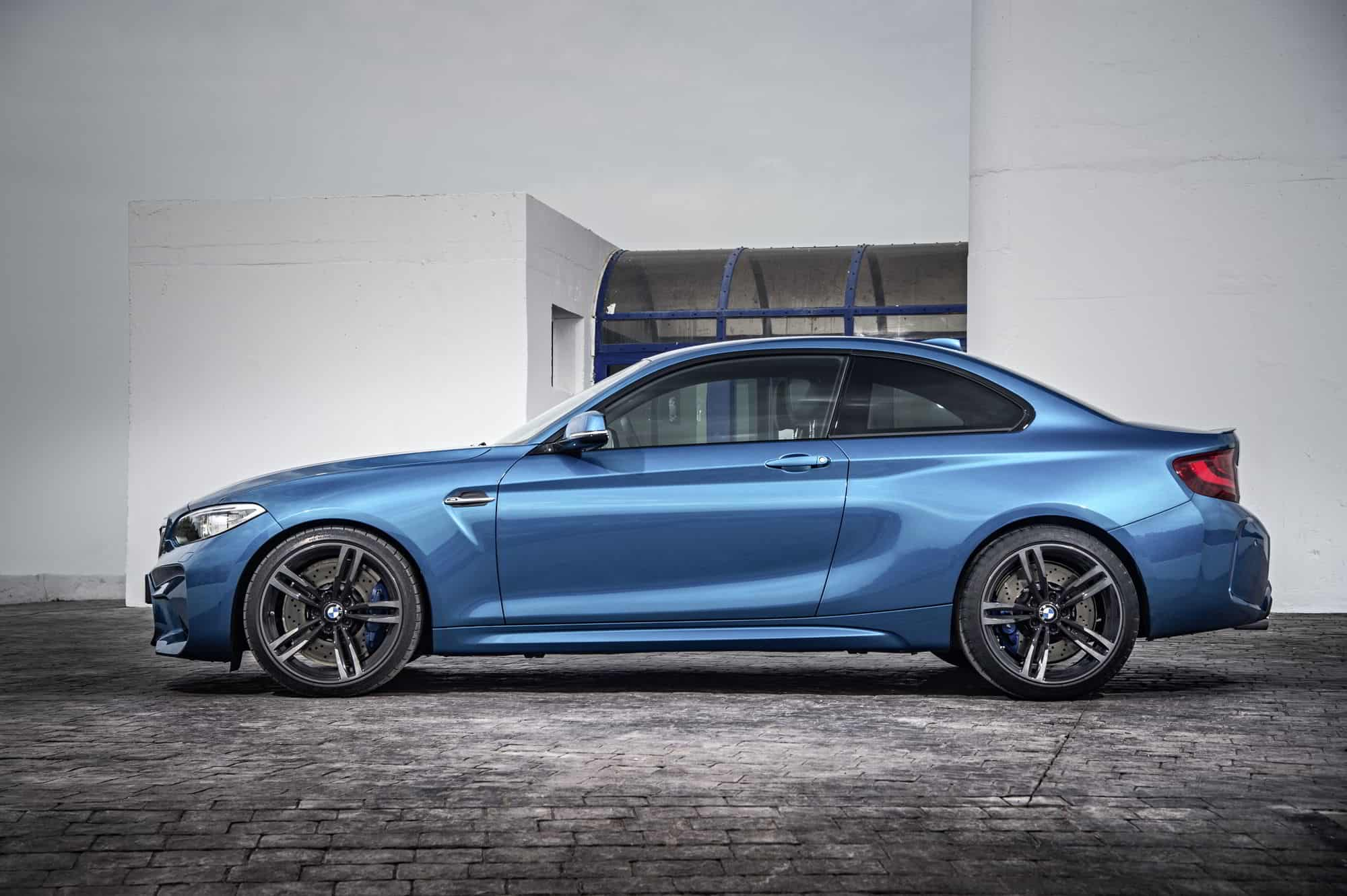 Das neue BMW M2 Coupé – all in one – carmart.ch