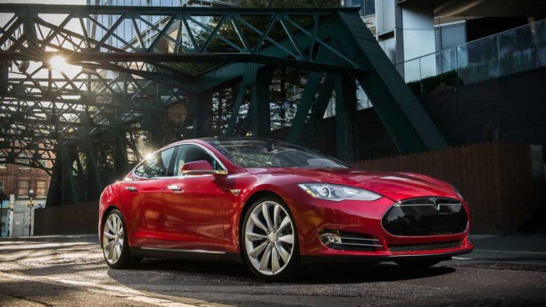 Tesla Modell S P90D