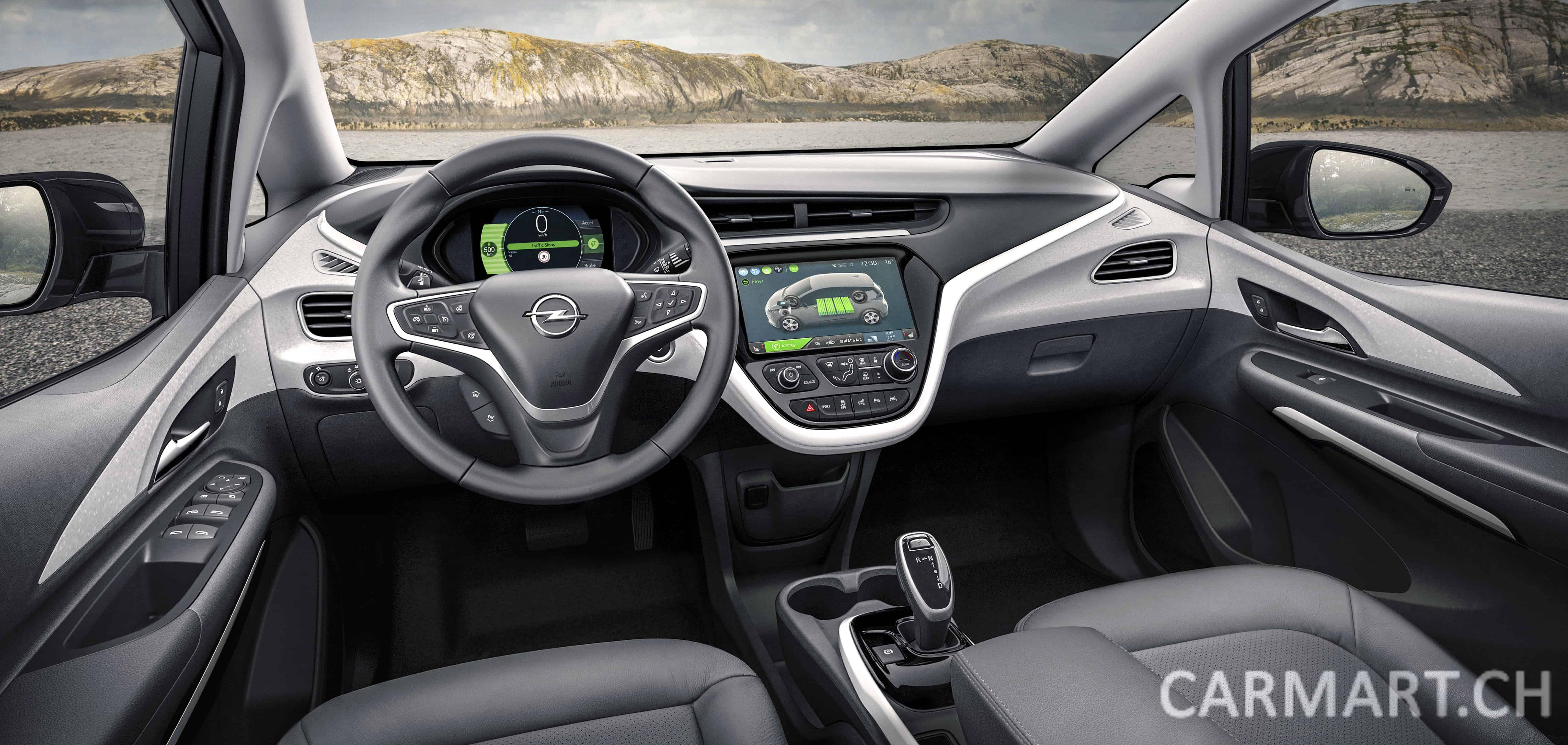 Das erste Elektroauto für das Volk ohne Reichweitenangst – Opel ...