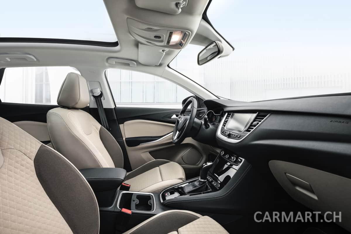 Das Feuerwerk An Neuvorstellungen Bei Opel Geht Weiter Der Grandland X