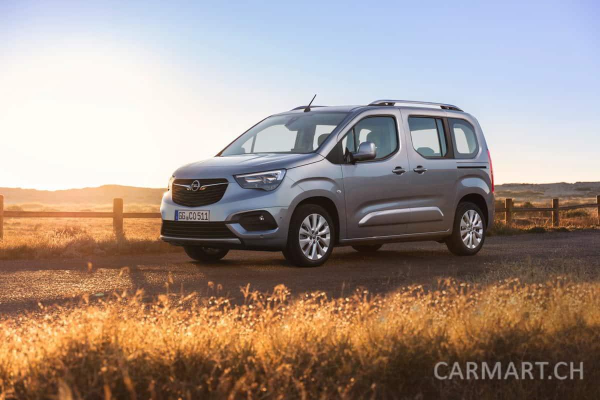 2018 Opel Combo Life