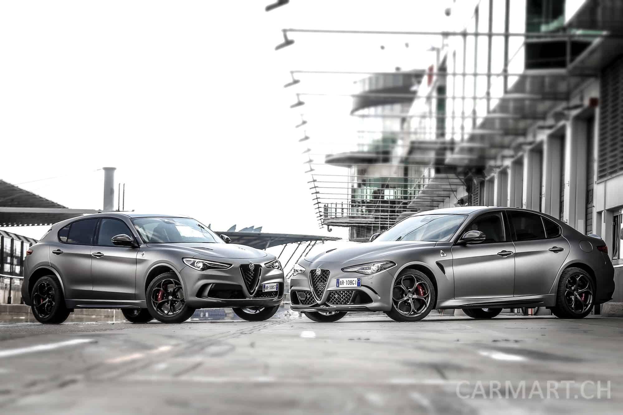 Alfa Romeo Nürburgring