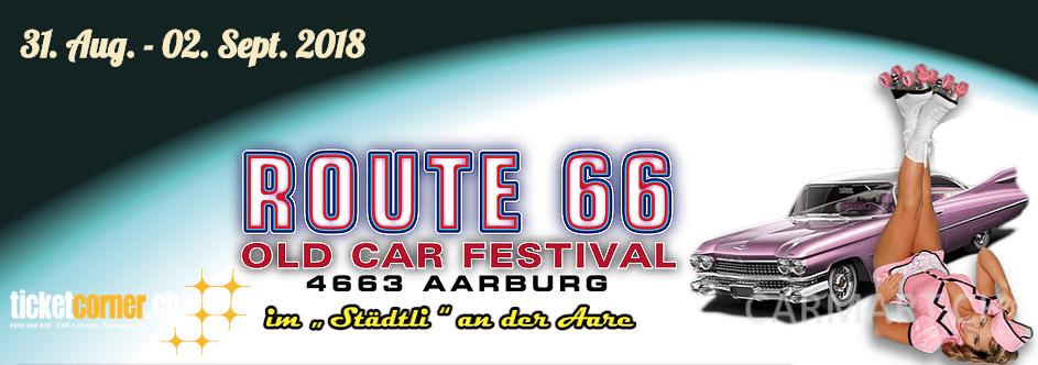 Route 66 Aarburg 2018