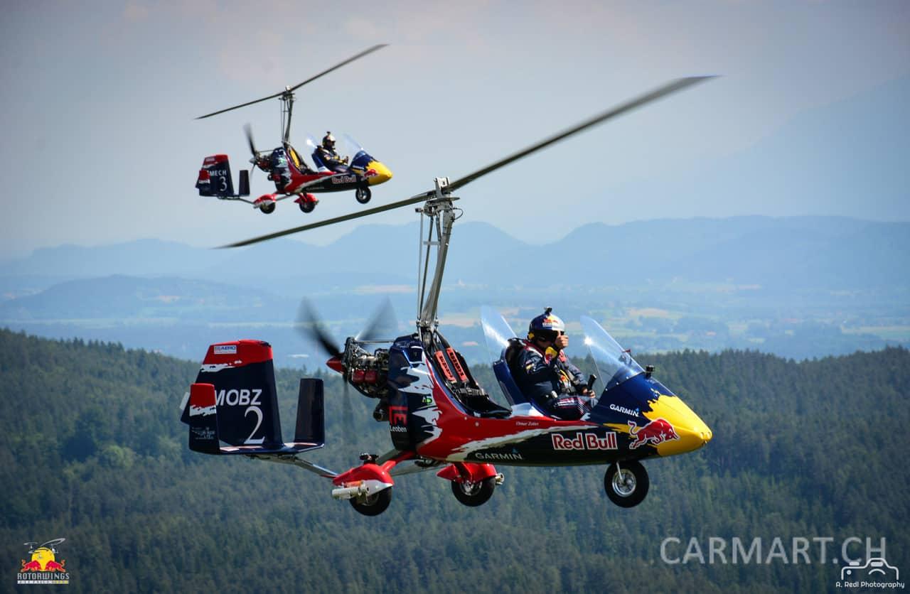 Red Bull Rotorwings © Red Bull