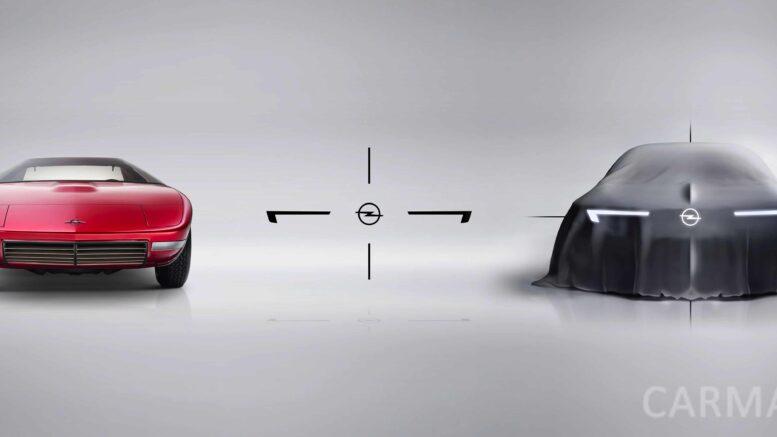 Opel CD Concept 2020