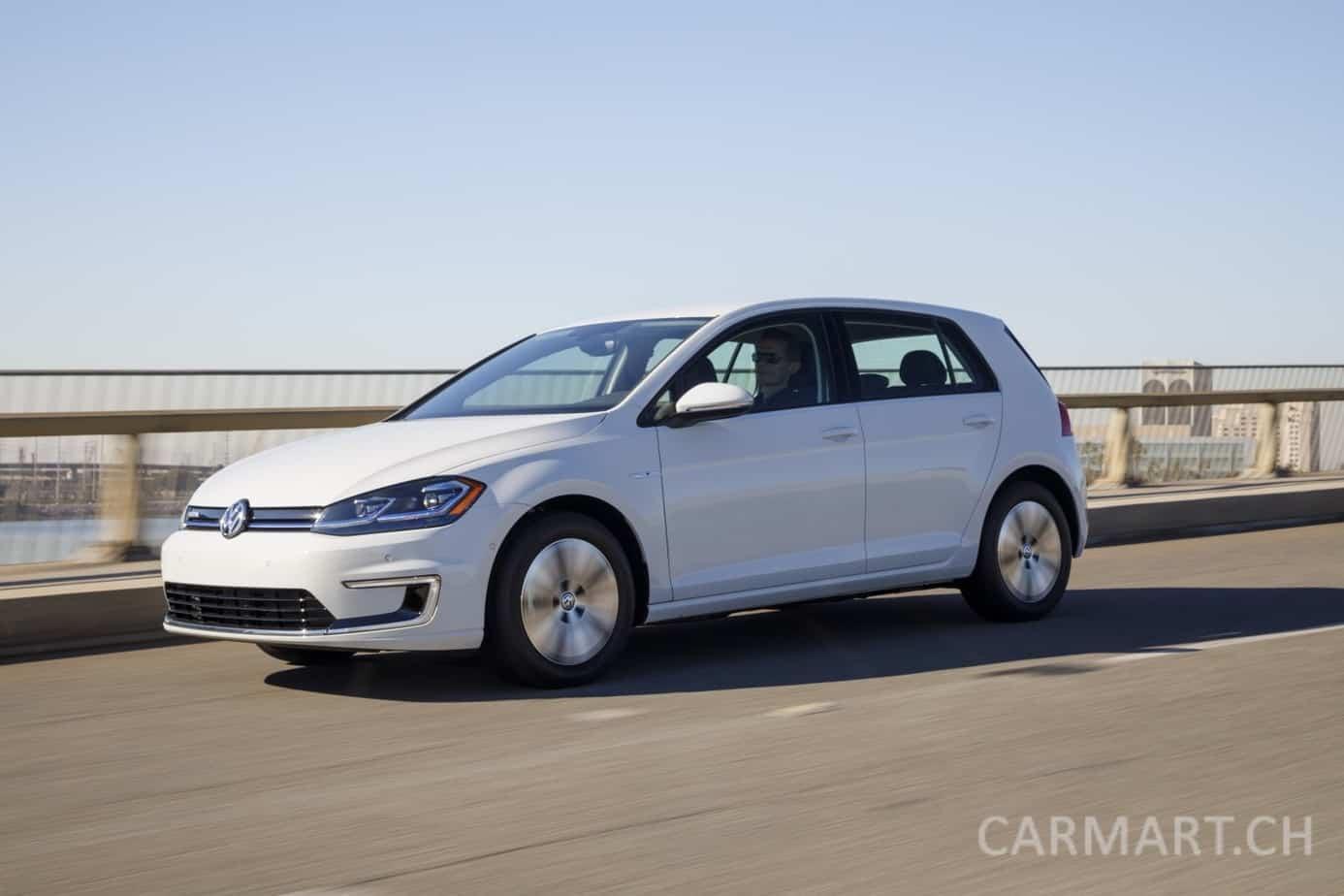 e-Golf von Volkswagen