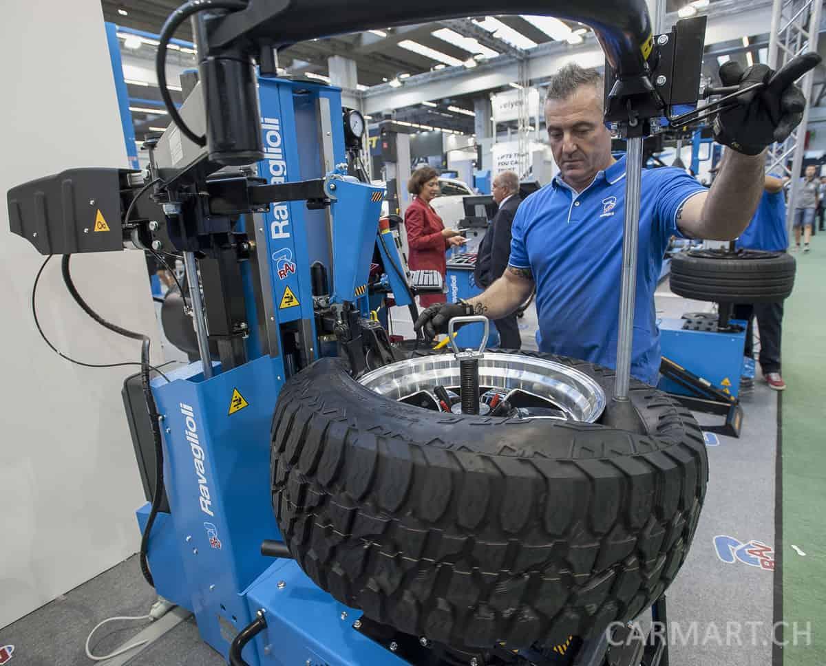 Automechanika Frankfurt Reifen 2018