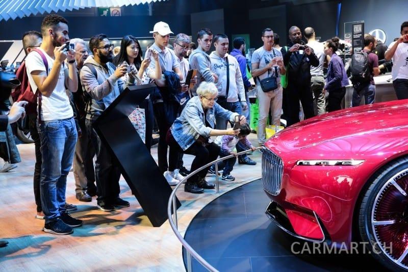 Mondial De L'Auto Paris