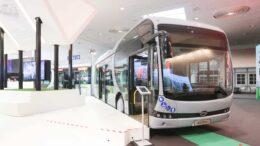 BYD 18M Voll elektrischer Gelenkbus