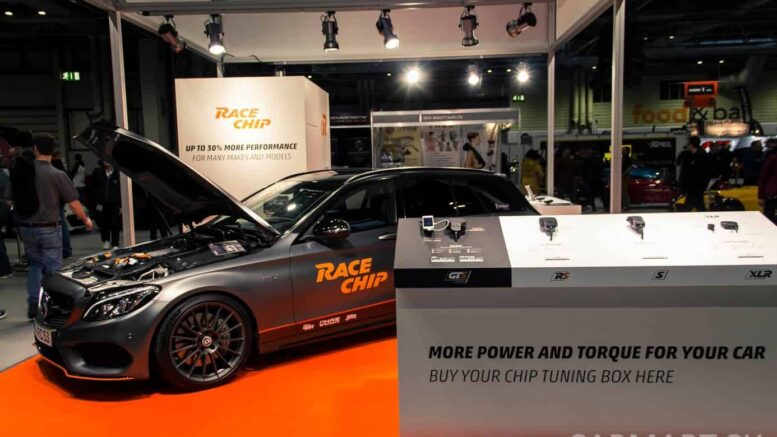 RaceShip Automechanika 2018