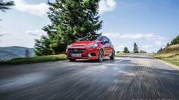 Opel Corsa GSI 2018 Vogesen