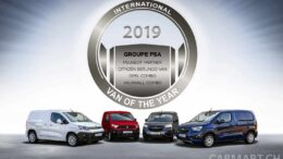 International Van of the Year 2019: Groupe PSA K9 Delivery Van