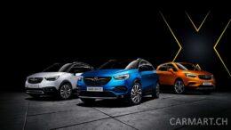 Opel / KUONI Kampagne
