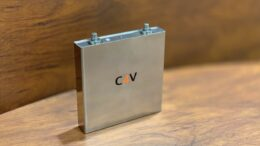C4V Solide State Battery up to 380 Wh/kg
