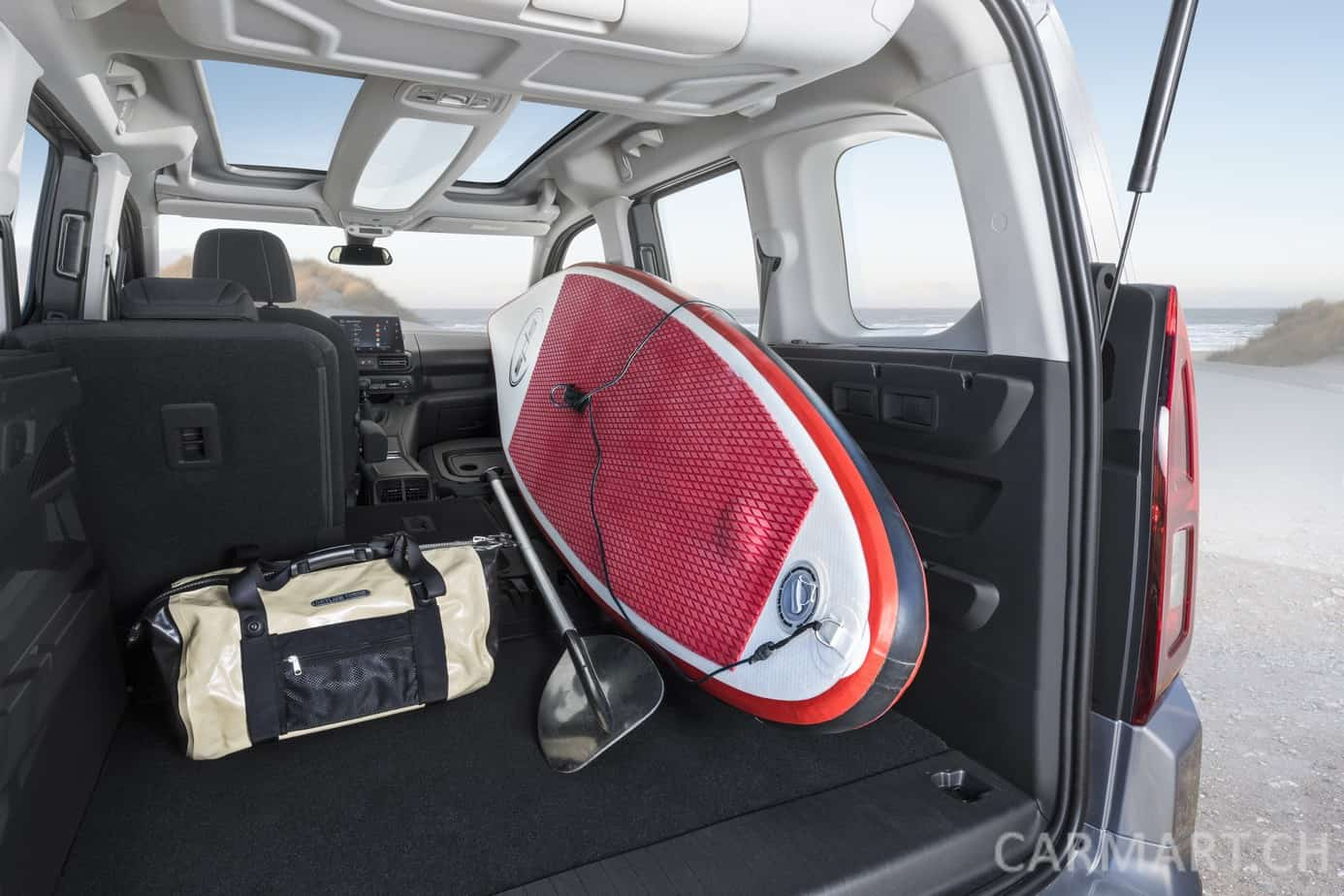 Opel Combo Life - Stauraum pur