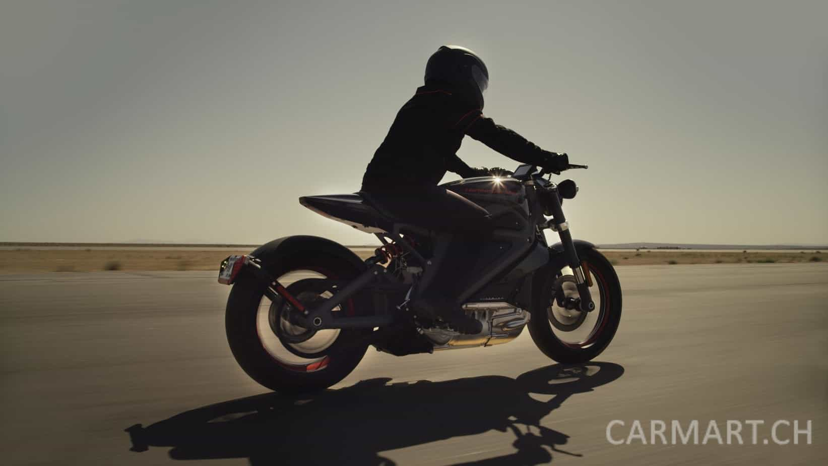 Harley-Davidson LiveWire Elektromotorrad