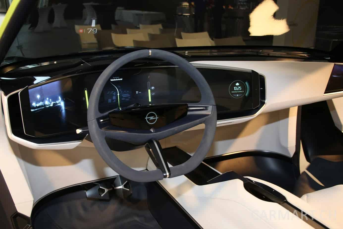 Opel GT X Experimental Pure Panel