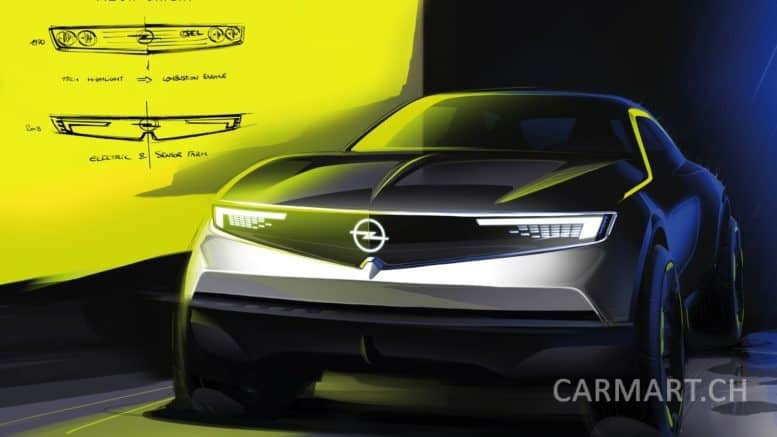 Opel Kompass Vizor