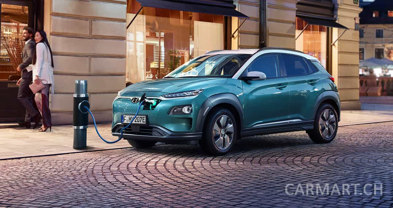 Hyundai Kona all Electric