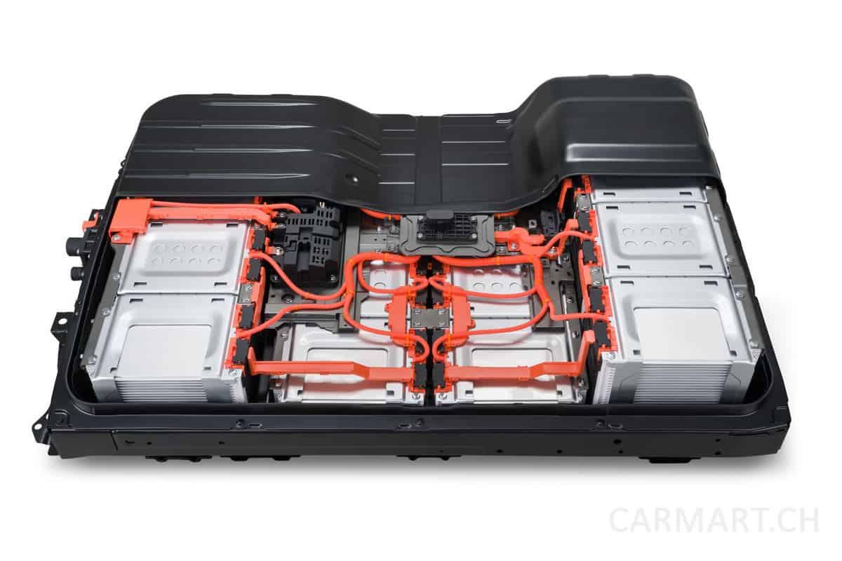 62 kWh Batterie Nissan Leaf 3