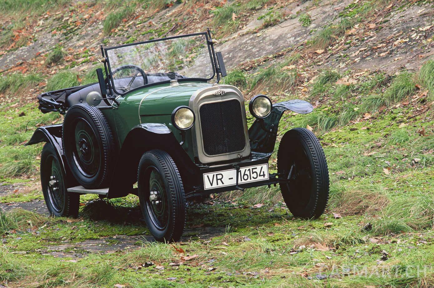 "Opel 4 PS ""Laubfrosch"""