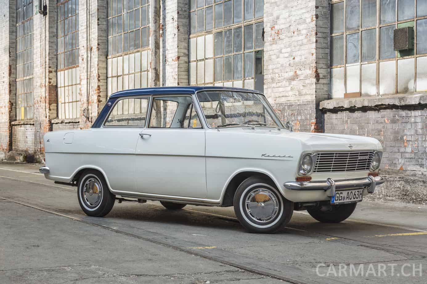1963 Opel Kadett L