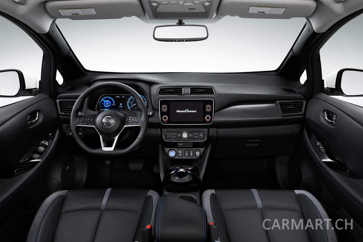 Nissan Leaf 3 / 3+ Zero 2019