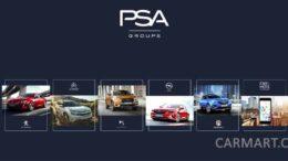 2018 historisches Jahr für die Groupe PSA