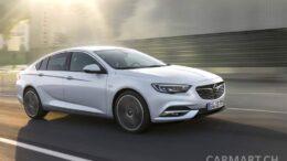 Opel Insignia Grand Sport 1.6 Liter Benzin 2019