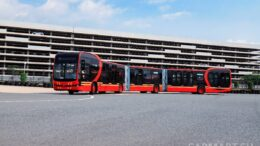 BYD K12A longest electric Bus