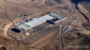 Tesla Gigafactory 1 Nevada