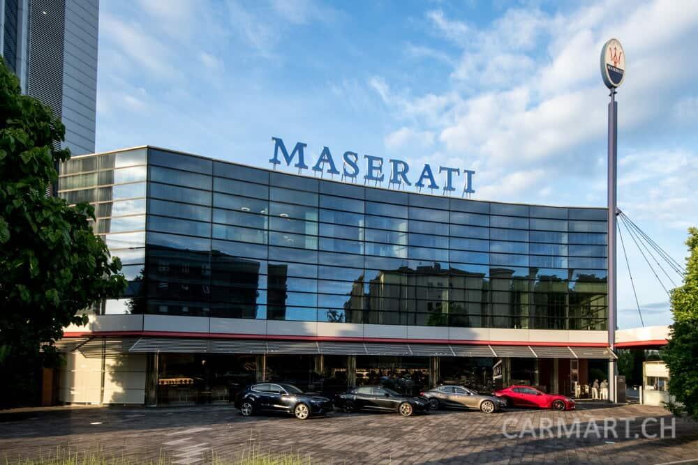 Maserati Headquarter Modena