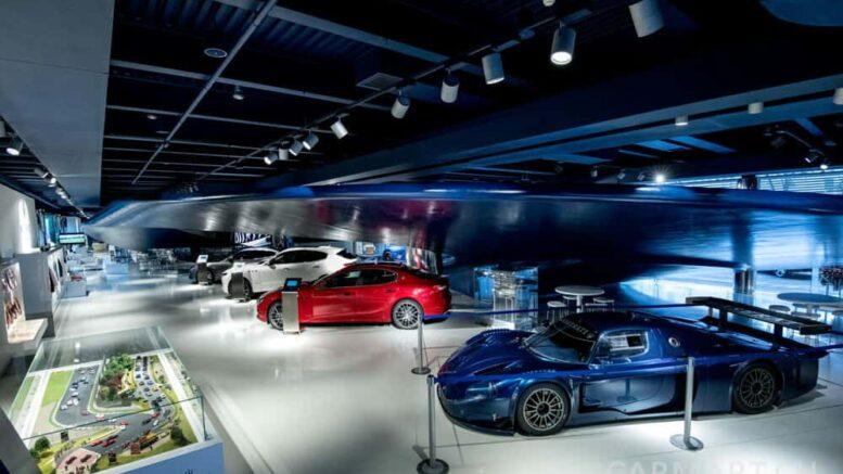 Maserati Showroom Modena