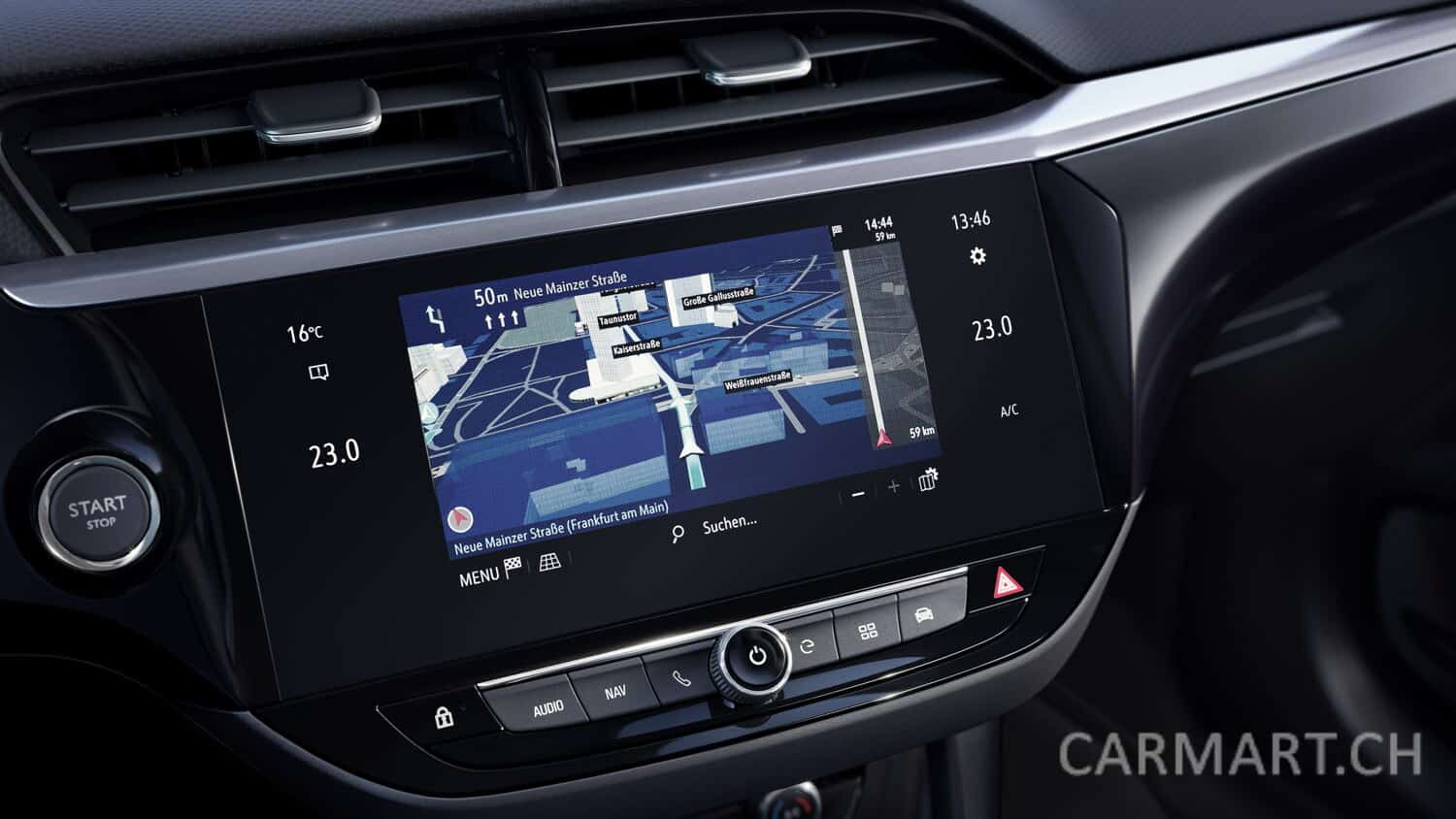 Opel Infotainment-System