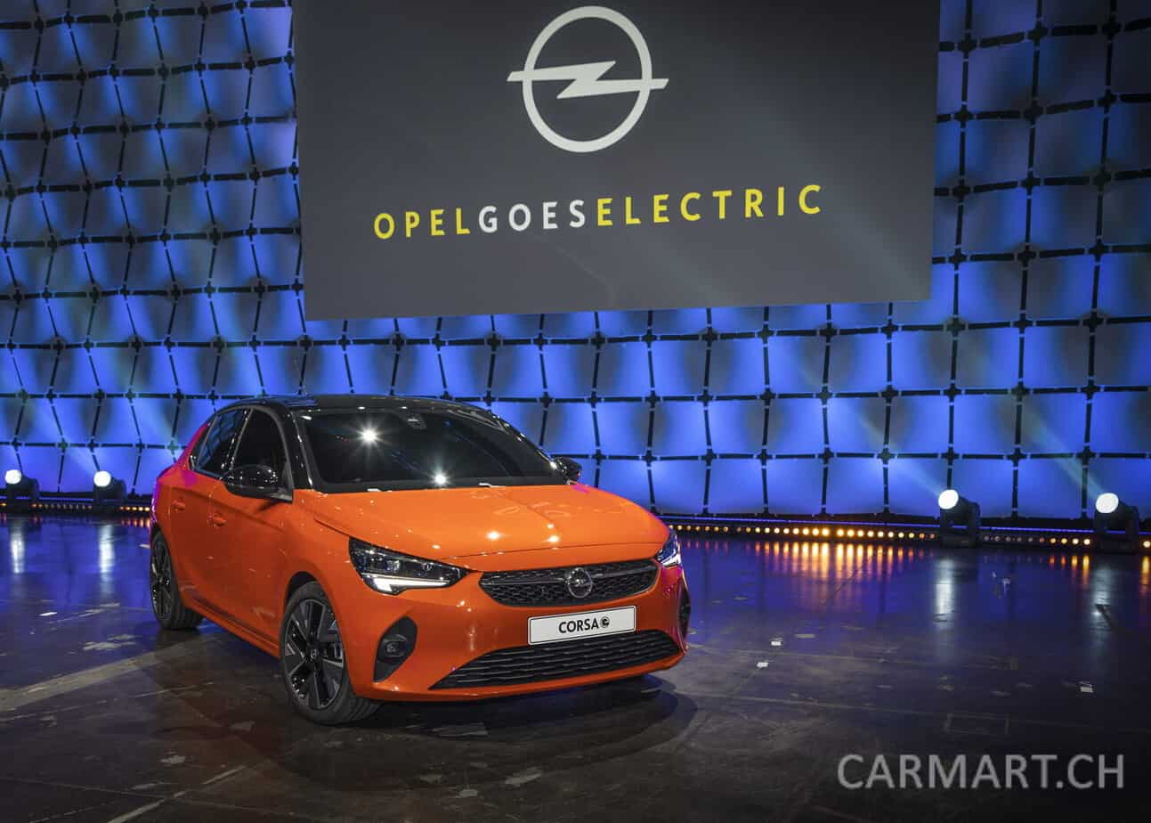 Opel goes Electric