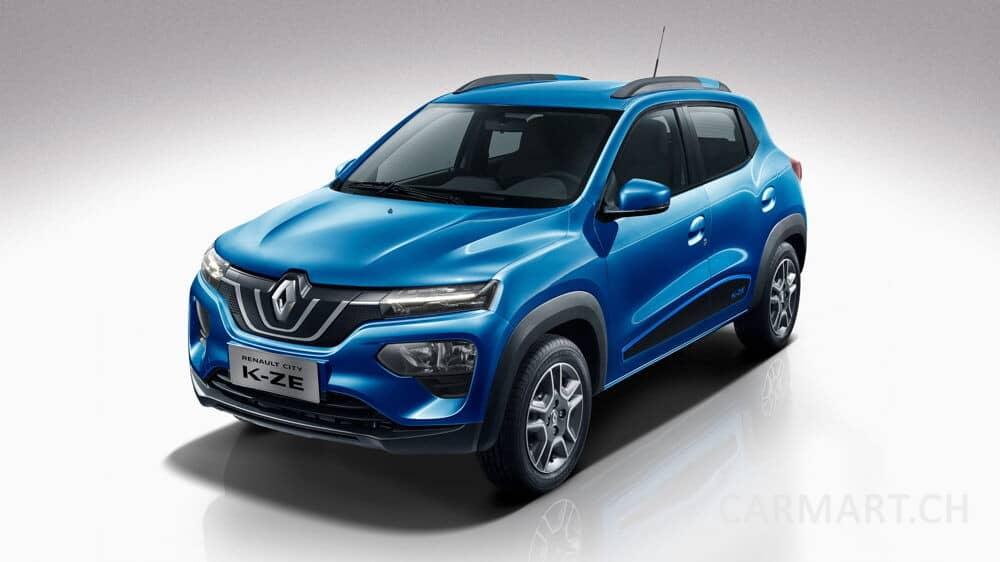 Elektroauto Renault K-ZE