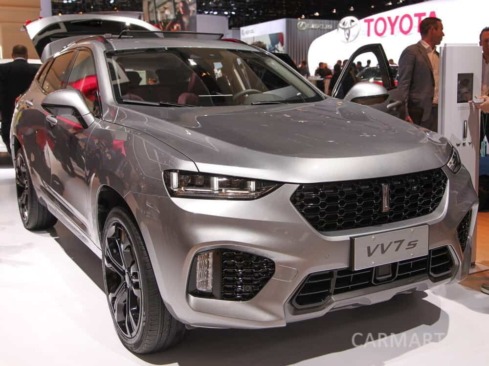 Great Wall Motors - Wey VV7