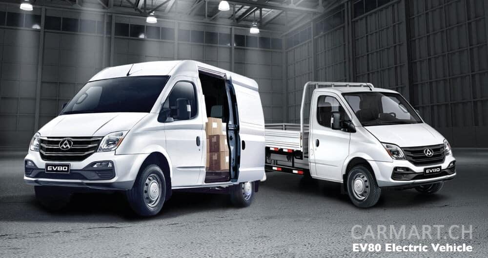 Maxus EV80 Elektrotransporter
