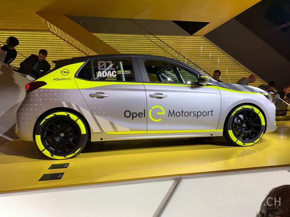 Sportlich, umweltbewusst, bezahlbar Opel Corsa-e