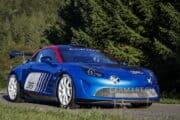 Renault Alpine A110 Rallye