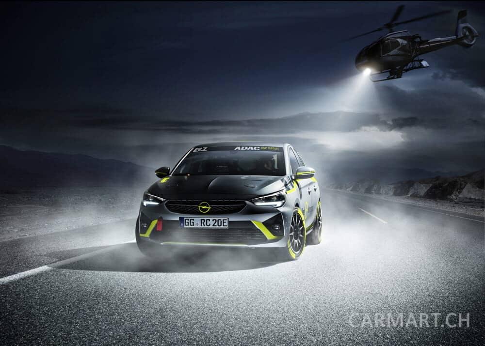 Opel Corsa-e Rally 2019